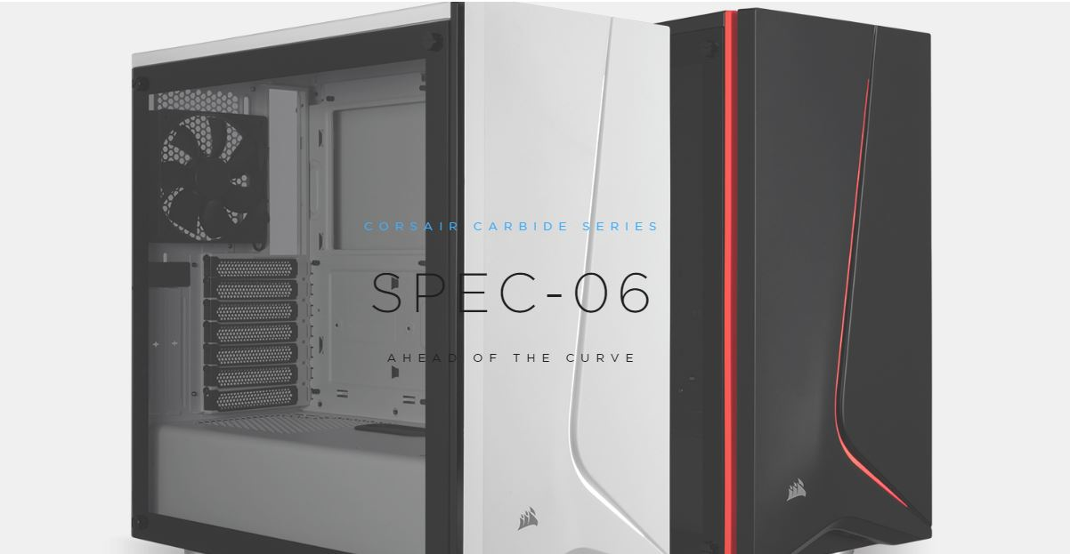 CORSAIR Carbide Series SPEC-06 RGB